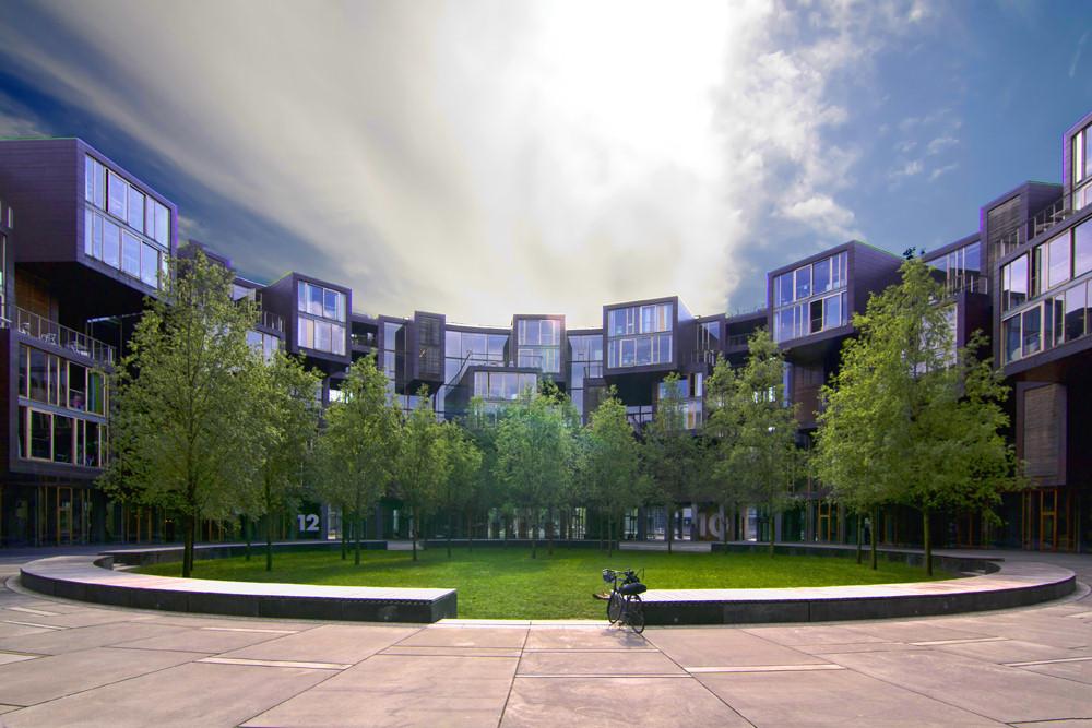 """""""Tietgenkollegiet Student Housing"""" by Wojtek Gurak is licensed under CC BY-NC 2.0"""